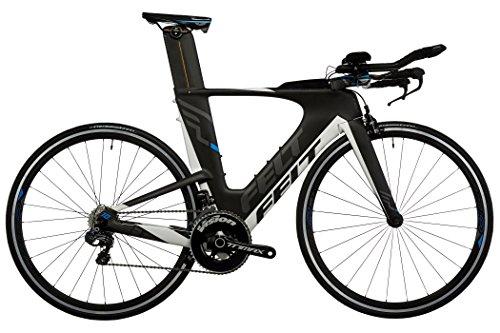 Felt IA10 - Bicicletas triatlón - negro Tamaño del cuadro 56 cm 2017