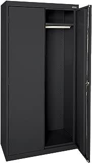 Sandusky Lee EAWR362478-09 Elite Series Wardrobe Storage Cabinet, 36
