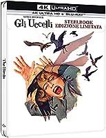 Gli Uccelli Steelbook 4K (4K Ultra HD + Blu-ray)