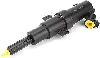 Verbesserte Version Scheinwerferwaschanlage Teleskopdüse ABS 61678362823 Kompatibel mit E46