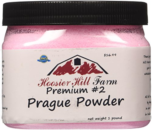 Hoosier Hill Farm Prague Powder #2 Curing Salt