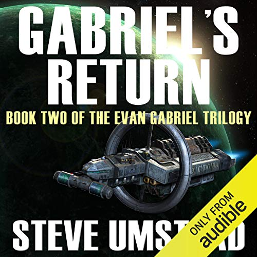 Gabriel's Return cover art