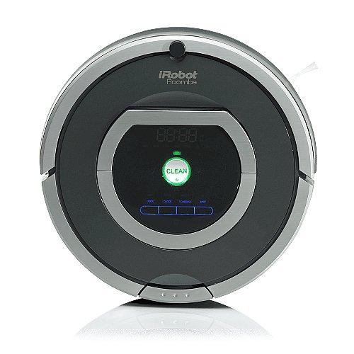 iRobot Roomba 780 - Robot aspirador (diámetro 35 cm, autonomía 120 min)
