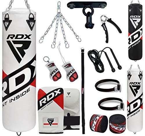 RDX Boxsack Gefüllt Set MMA Kickboxen...