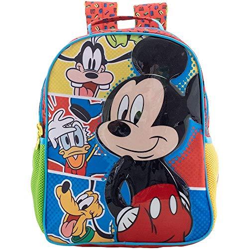 Mochila 16 Mickey R1 - 9312 - Artigo Escolar