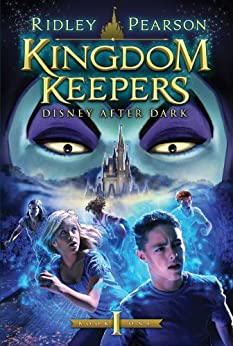 Kingdom Keepers: Disney After Dark by [Ridley Pearson, David Frankland]