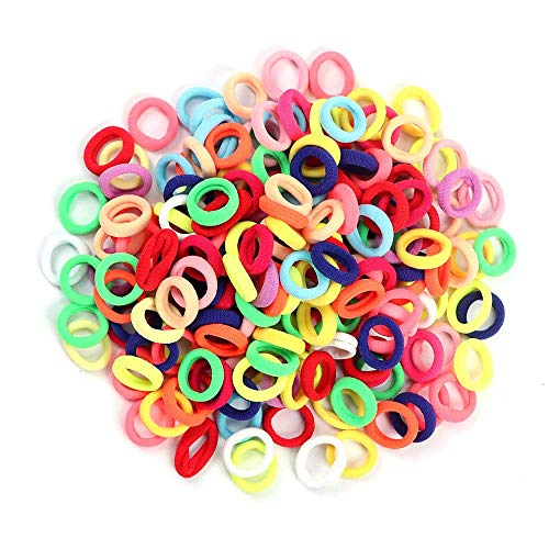 200-Count Colorful Elastic Bands