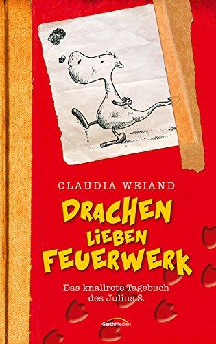Drachen lieben Feuerwerk: Das knallrote Tagebuch des Julius S.