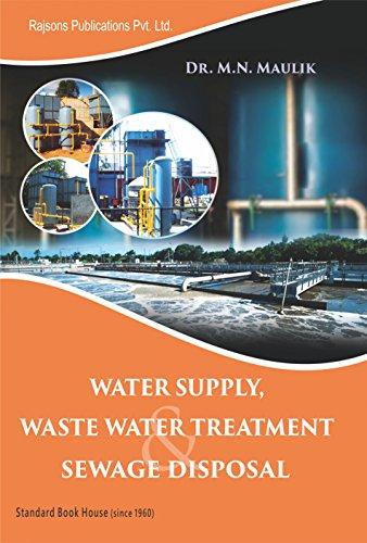 Water Supply, Waste Water Treatment, Sewage Disposal
