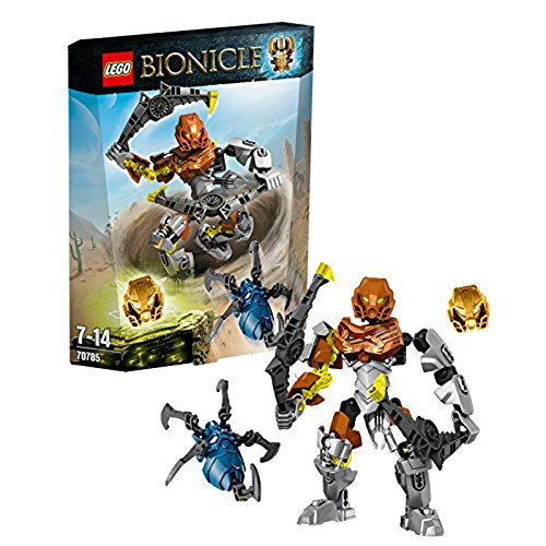 LEGO Bionicle 70785 - Pohatu Meister des Steins