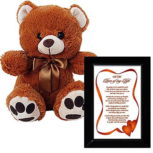 I Love You Gift, Wife, Husband, Boyfriend or Girlfriend - Romantic Valentine, Birthday