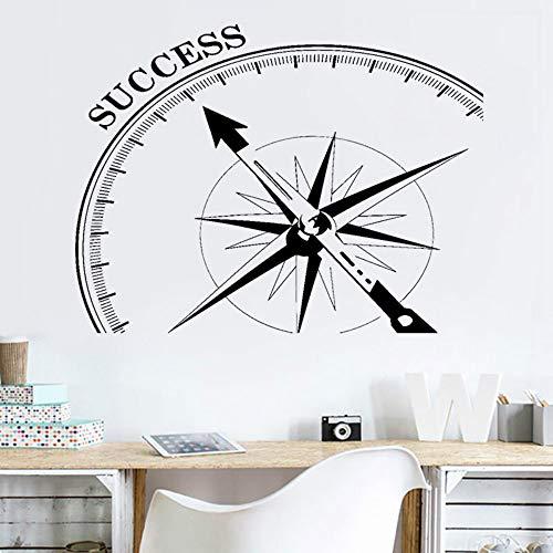 SLQUIET Anpassbare Büro Motivation Home Foundation Wandtattoo Erfolg Kreative Büro Dekoration...