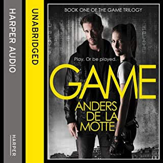 Game: The Game Trilogy, Book 1 Titelbild
