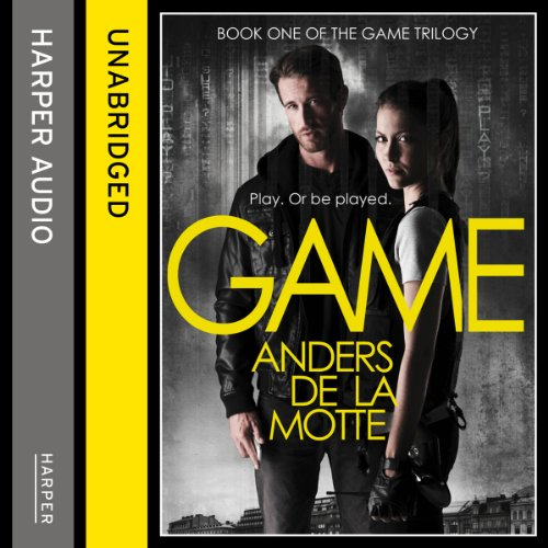 Game: The Game Trilogy, Book 1 audiobook cover art
