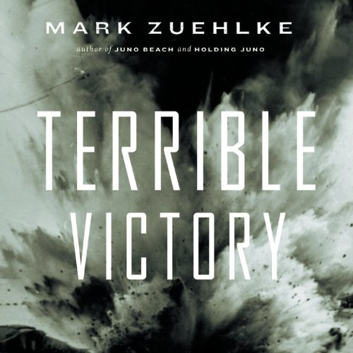 Terrible Victory audiobook cover art