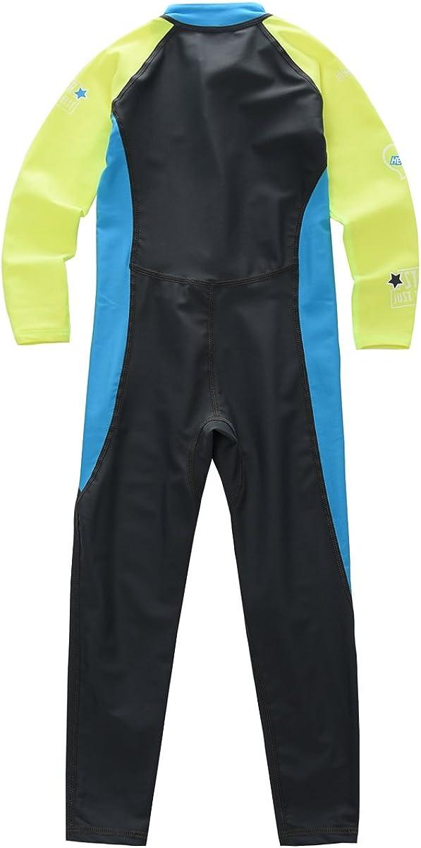 M2C X-Manta Boys Girls Full Body Swimwear UPF 50 UV Sun Protective One-Piece