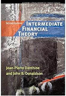 [(Intermediate Financial Theory )] [Author: Jean-Pierre Danthine] [Sep-2005]