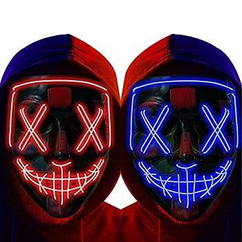 Best purge halloween mask Reviews