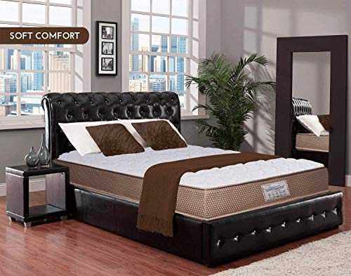 "Dreamzee Orthocare Memory Foam Eurotop 5 "" Mattress (72 X 36 X 5)"