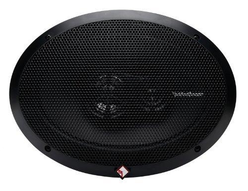 4 New Rockford Fosgate R169X3 6x9 260W 3 Way Car Coaxial Speakers Audio Stereo