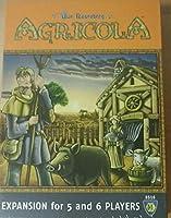 アグリコラ 拡張 英語版 ボードゲーム