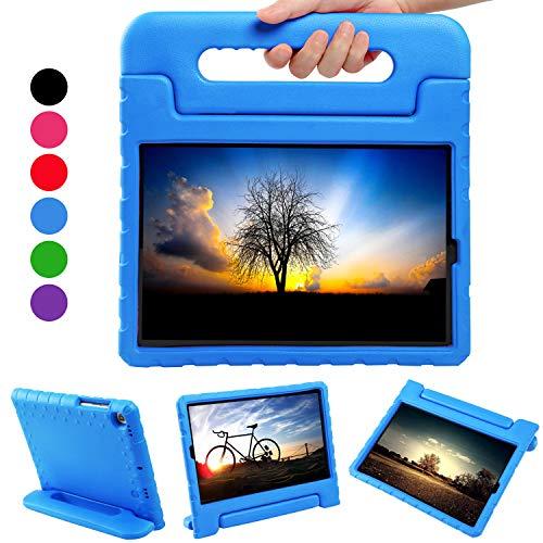 LEADSTAR Funda para Samsung Galaxy Tab S5e 10.5 2019, Ligero y Super Protective Antichoque EVA Estuche Protector Diseñar Especialmente Manija Caso con Soporte para los Niños, SM-T720/ T725 (Azul)
