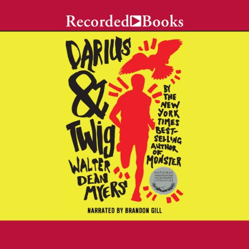 Darius & Twig  By  cover art