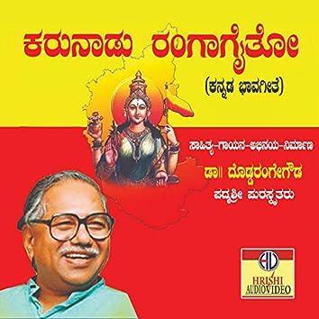 Karunaadu Rangagaitho - Single