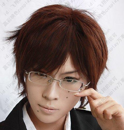 Exorcist Yukio Okumura cosplay costume wig heat-resistant wig, blue (japan import)
