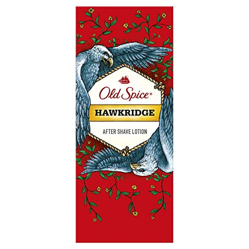 Procter & Gamble International Old spice after shave lotion hawkridge 1er pack 1 x 100 ml