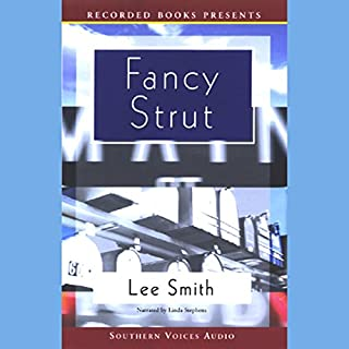 Fancy Strut audiobook cover art