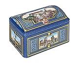 Wicklein Elisen-Chest with Music Box - Assorted (sugar glazed & chocolate coated) - 300g/10.5 oz