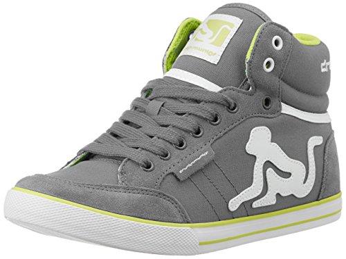 DrunknMunky  BOSTON CLASSIC, Herren Sneaker Grau grau 37, Grau - grau - Größe: 37