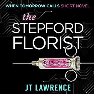 The Stepford Florist audiobook cover art