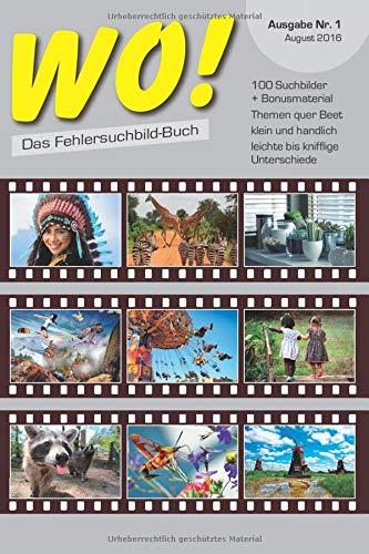 WO!: Das Fehlersuchbildbuch