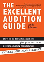 The Excellent Audition Guide book