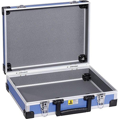 allit 424120 Utensilien-Koffer AluPlus Basic, GrӇe: L, blau