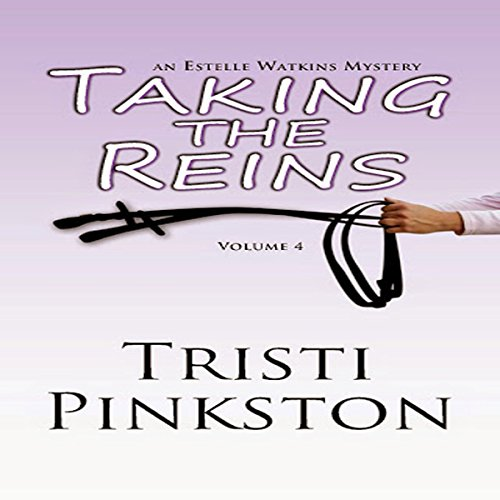 Taking the Reins audiobook cover art