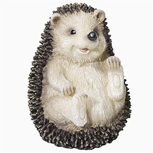 Miniature Hedgehog, Landscape Garden Decor Hedgehog Ornaments,Household Fashion Furniture And Decor Miniature Ornament Hedgehog Set Decor Fairy Garden
