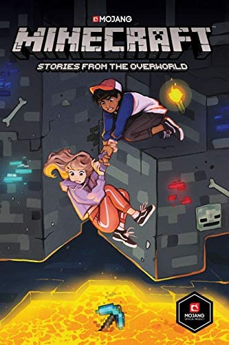 Minecraft Stories from the Overworld Graphic Novel product image