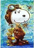 Puzzle De 300/500/1000 Piezas,S-Noopy Puzzle Educativo Multicolor Obra De Arte De Juego De Quality Puzle Brain Teaser para Regalos De Niños Y Adultos S