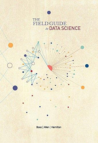 free data science books -Booz Allen Field Guide to Data Science by [Booz Allen Hamilton]
