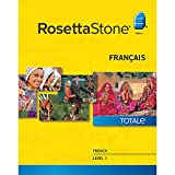 Rosetta Stone French, Version 4 TOTALe, Level 1 For PC/Mac