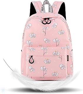 School Backpack Korean Fashion Campus Student Backpack Simple Fresh School Bag Computer Bag QDDSP