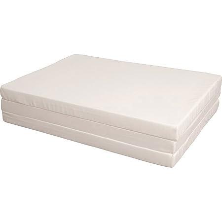 アイリスプラザ マットレス 厚さ6cm ホワイト 7062287F