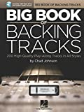 Big Book of Backing Tracks: 200 High-Quality Play-Along Tracks in All Styles (GUITARE)
