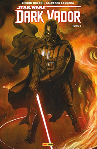 Star Wars - Dark Vador (2015) T02 : Ombres et mensonges (Star Wars : Dark Vador t. 2)