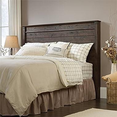 Sauder 419887 Headboard, Bed Room, Full/Queen