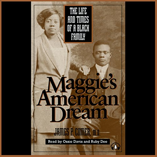 Maggie's American Dream audiobook cover art