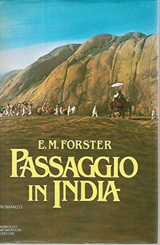 Passaggio in India Mondadori omnibus